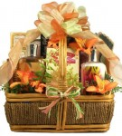 An-Island-Getaway-for-Mom-Tropical-Spa-Gift-Basket-For-Mom-0