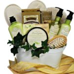 Art-of-Appreciation-Gift-Baskets-Peace-and-Relaxation-Eucalyptus-Spa-Bath-and-Body-Gift-Set-0