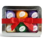 Bath-Bombs-Mothers-Day-Gift-Set-USA-Made-6-Ultra-Lush-Organic-All-Natural-Essential-Oil-Fizzies-Best-Spa-Beauty-Product-Relaxation-Stress-Relief-and-Dry-Skin-Relief-Is-Just-One-Bathtub-Away-A-Unique-G-0