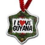 Christmas-Ornament-I-Love-Guyana-Neonblond-0