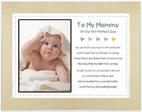New-Mom-To-My-Mommy-On-Our-First-Mothers-Day-Touching-Poem-5×7 ...